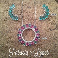 Mandala e Earcuff  #varejo #maravilhoso #lindo #glamour #acessórios #cores #spring #primavera #mulher #lookdodia #dodia #novela #famosas #itgirls #moda #fashion #inspiração #estilo #joiasdamoda #novidades #lancamento