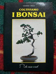 coltiviamo i bonsai  Vanna Tridi la casa verde 1988