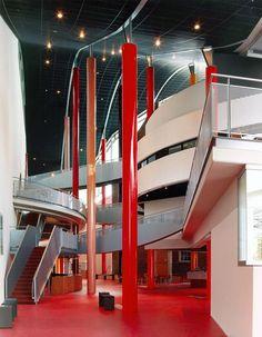 Chassé -Theater  Breda / The Netherlands  Xaveer De Geyter Architects / Herman Hertzberger