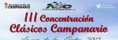 III Concentración de Coches Clásicos de Campanario