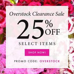 Make this weekend even sweeter with our Overstock Clearance Sale!  Indulge in some of your favorites and take 25% off! Ends this Sunday at mid-night, so hurry!  Shop now with me at www.jewelscent.com/sweettreats
