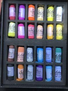 My pastels