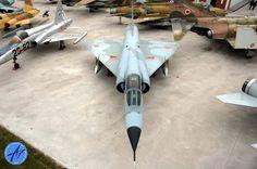 Mirage III E. Museo del Aire (Madrid) (Foto: A.J. Muñoz)