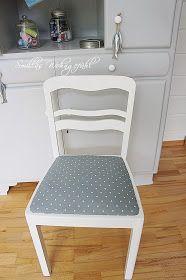 Makeover von altem Stuhl, Produkttest PSM Primo von Bosch