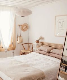 The dreamiest bedroom #hesbystyle @brookandpeony