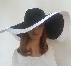 Women Large Wide Brim Straw Beach Shapeable Hat Kentucky Church Sunhat  3-Colours Women s Hats e4952d43eb7d