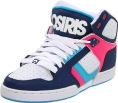 Osiris Shoes High Tops For Girls Nyc 83 slm hi-top sneakers