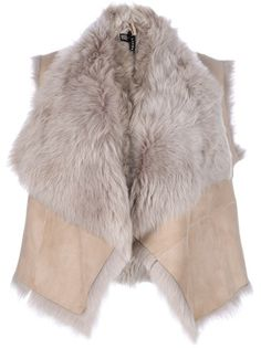 Just acquired this Ralph Lauren shearling vest for a client! #RalphLauren #shearlingVest