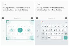 Gboard version 6.2 adds a floating keyboard, contextual GIF suggestions and more