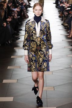 Tory Burch Fall 2017 Ready-to-Wear Collection - Vogue