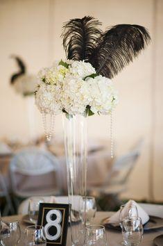 Great Gatsby Wedding Decorations