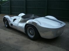 This 1960 Maserati Tipo 61 (Serial Number 2459) was the subject of a restoration which began it's resurrection journey with an avid Maserati collector in Italy and was completed by the marque…