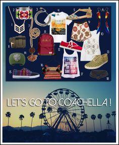 Let's go to Coachella !