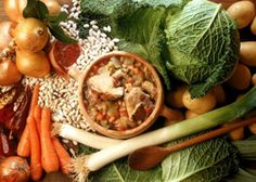 Garbure-a delicious soup served mainly during fall/winter  http://www.fermeencastera.com