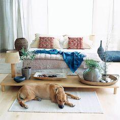 cama janela apartmenttherapy
