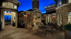 Invite #family and #friends over for #cocktails and #horsdoeuvres and relax on this stunning #outdoor #patio!