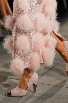 IDDDDDDDPink Haute Couture ~ #fur #sequins #fashion