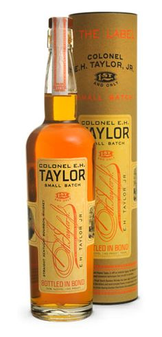 "In short, E.H. Taylor, Jr. small batch is what philosophy majors call a ""Platonic ideal"" – if there was one first bourbon, and all other bourbons were shadows of that bourbon, it would be this one."
