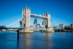 As pontes urbanas mais incríveis do mundo - Tower Bridge (Londres, Inglaterra)