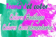 Teoría del color: colores análogos y complementarios