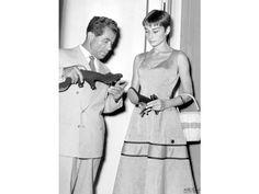 Сальваторе Феррагамо и Одри Хепберн / Salvatore Ferragamo and  Audrey Hepburn | Vogue Ukraine