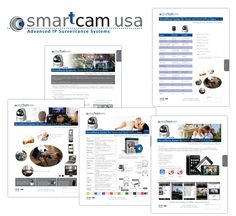 SmartCam Graphic Design Portfolio