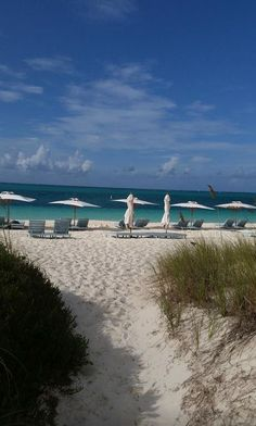 Another beautiful day on Grace Bay Beach, Turks & Caicos