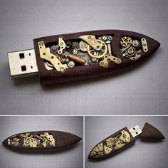 SteamPunk - USB