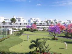 Estepona apartment for sale € 283,000 | Reference: 6517900 3 Bedroom Apartment, Andalucia, Find Property, Apartments For Sale, Malaga, Contemporary Design, Golf Courses, Spain, Architecture