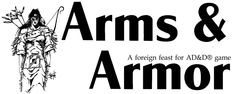Arms & Armor of Africa | d-infinity