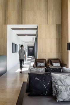 Aspen Condominium Lasalle Mock-Up Gallery By N7A on Behance