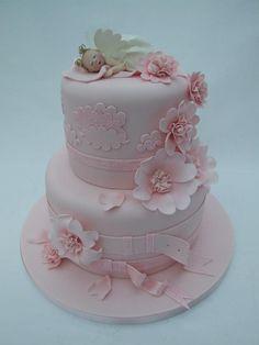 Little Baby Angel Cake ~Emma Jayne Cake Design