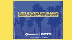 Los Angeles Rams create Virtual Combine for High School Football Players - High School Football America La Rams, Start High School, High School Students, High School Football Player, Football Players, Jeff Fisher, Football America, California High School, Graduation Year