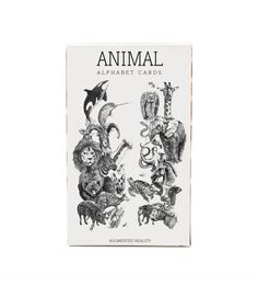 Making learning fun, Animal is a product of Octagon Studio as a part of immersive multimedia in education about animals, alphabets, and English. English Center, Augmented Reality, Virtual Reality, Flashcards For Kids, Alphabet Cards, Animal Alphabet, Science Biology, Calendar Design, Animal Cards