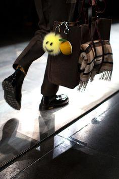 Fendi Fall 15′ Accessories….Bag Bugs & Soccer Balls
