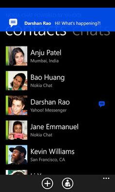Nokia Chat beta app released for Nokia Lumia Windows Phone devices.