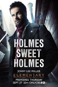 Johnny Lee Miller played Sherlock in Holme Sweet Holmes.