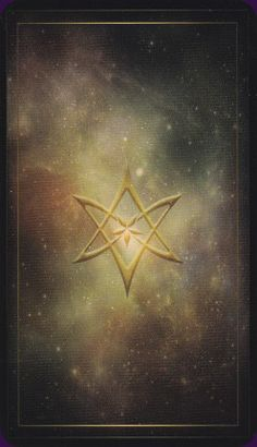 Example card from the Thelema Tarot deck. DISCOVER MORE: http://www.tarotacademy.org/thelema-tarot/
