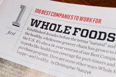 "Fortune Magazine, ""500"" Issue"