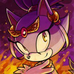 Queen Blaze