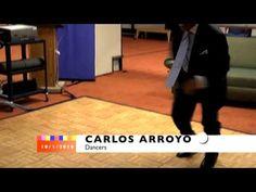 (21) Carlos Arroyo and Carmen Frank do the Mambo - YouTube