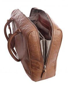 """""""Jackie Brown"""" bag in terra"""