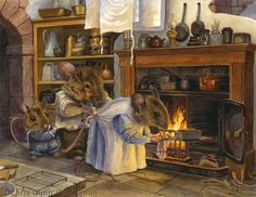 Master Chef by Chris Dunn - Illustration/Fine Art: Gallery