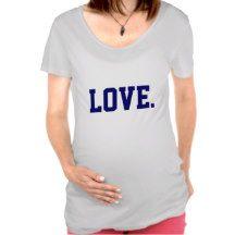 LOVE Women's Maternity T-Shirt