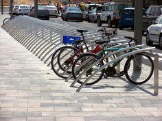 Bicycle racks Bicilínea