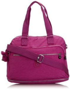 c2a7abdd5180 kipling Unisex-Adult Weekend Canvas and Beach Tote Bag K1518213K Pink  Orchid: Amazon.co.uk: Shoes & Bags
