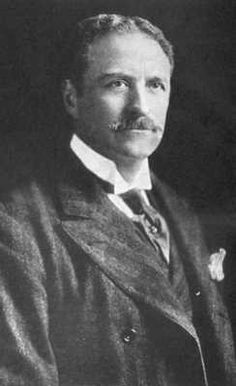 The United States ambassador to France, Mr. Robert Bacon, had reserved passage aboard Titanic for himself, his wife and daughter. But their departure was delayed by the tardy arrival of the new ambassador, Myron T. Hendrick.