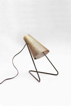 v-lite - brass #Lamp #Lighting
