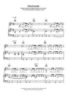 Online Sheet Music: Diamonds Sheet Music