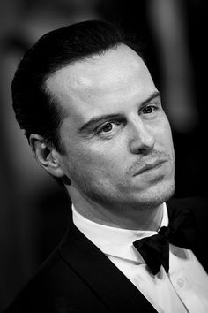 Andrew Scott attends The Weinstein Company, Entertainment Film Distributor, StudioCanal 2015 BAFTA After Party in partnership with GREY GOOSE at Rosewood London on February 2015 in London, England. Sherlock Actor, Sherlock Holmes Bbc, Sherlock John, Martin Freeman, Benedict Cumberbatch, James Moriarty, Impossible Dream, Andrew Scott, Colin Firth